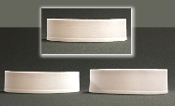 "Cloth collars - Pontif 2 (1 1/4"")"